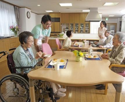 大阪府門真市の介護付き有料老人ホーム エイジフリー・ライフ大和田イメージ