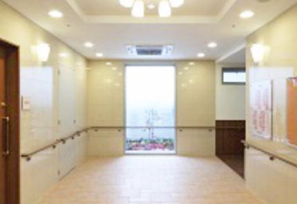 大阪市都島区の介護付き有料老人ホームそんぽの家 城北イメージ