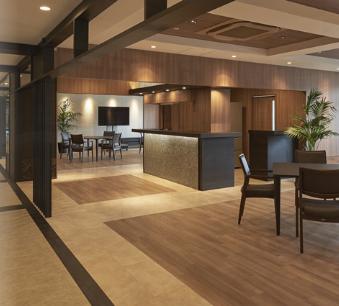 老人ホーム サービス付き高齢者向け住宅 スーパー・コート プレミアム池田イメージ