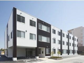 大阪市東住吉区の老人ホーム サービス付き高齢者向け住宅 シニアハウス笑楽 東住吉イメージ