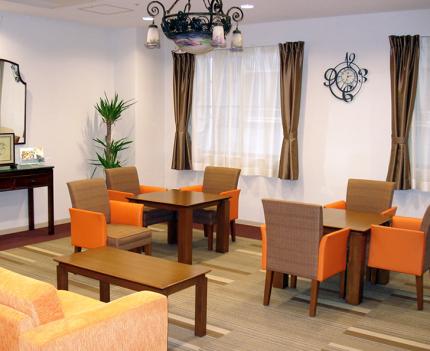 老人ホーム サービス付き高齢者向け住宅 シュールメゾンポプラ三和町イメージ
