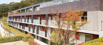 介護付有料老人ホーム トラストグレイス御影介護棟(兵庫県神戸市灘区)イメージ