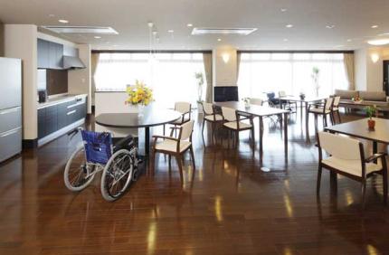 介護付有料老人ホーム フェリーチェ 三国ヶ丘イメージ