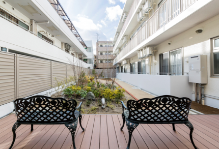 サービス付き高齢者向け住宅 サニードリーム(大阪府吹田市)イメージ