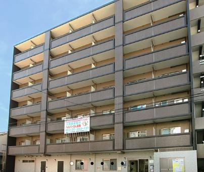 サービス付き高齢者向け住宅 チェリー・ワン鶴橋駅前(大阪府大阪市東成区)イメージ
