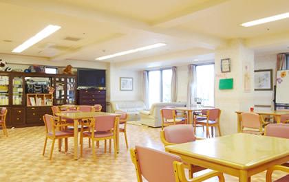介護付き有料老人ホーム スーパー・コート平野(大阪府大阪市平野区)イメージ
