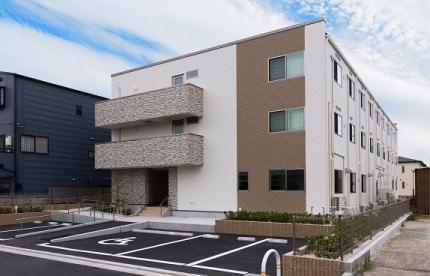 サービス付き高齢者向け住宅 グローバルケア百舌鳥(大阪府堺市北区)イメージ