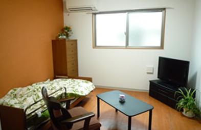 住宅型有料老人ホーム シニアホーム ウィステリア(大阪府枚方市)イメージ