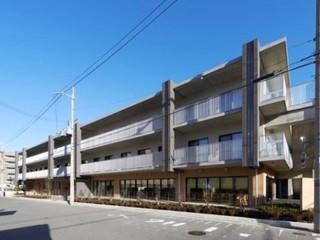 サービス付き高齢者向け住宅 ナービス堺なかもず(大阪府堺市北区)イメージ