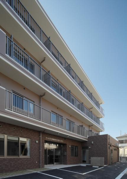 サービス付高齢者向け住宅 富士桜(大阪府泉南市)イメージ