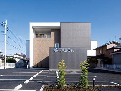 サービス付き高齢者向け住宅 八王寺の杜(熊本県熊本市中央区)イメージ