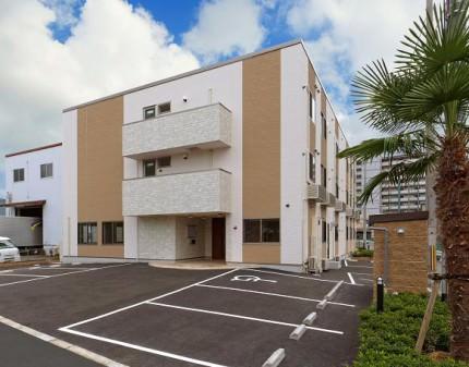 サービス付き高齢者向け住宅 新緑 平野(大阪府大阪市平野区)イメージ