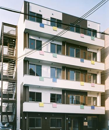 サービス付き高齢者向け住宅 寿福の郷 南巽(大阪府大阪市生野区)イメージ