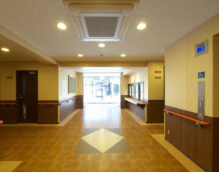 住宅型有料老人ホーム 悠友の家 林寺(大阪府大阪市生野区)イメージ