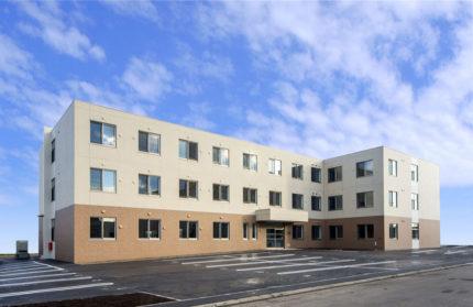 サービス付き高齢者向け住宅 フォーレスト恵庭(北海道恵庭市)イメージ