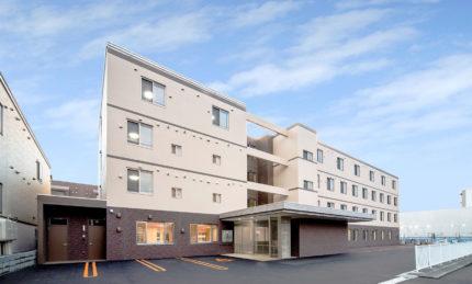 サービス付き高齢者向け住宅 かがやき西宮の沢(北海道札幌市手稲区)イメージ