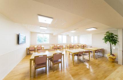 サービス付高齢者向け住宅 秀楽園Ⅱ(北海道室蘭市)イメージ