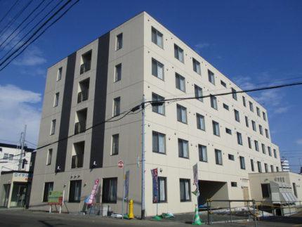 サービス付き高齢者向け住宅 リーフィール豊平(北海道札幌市豊平区)イメージ