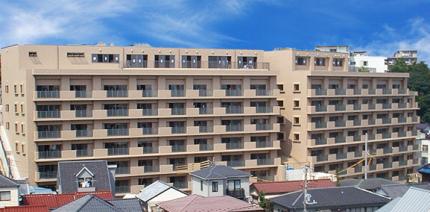 サービス付き高齢者向け住宅 クラシック・コミュニティ横浜(神奈川県横浜市戸塚区)イメージ