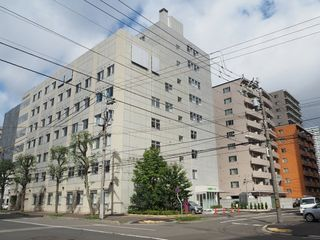 サービス付き高齢者向け住宅 創成川イースト(北海道札幌市中央区)イメージ