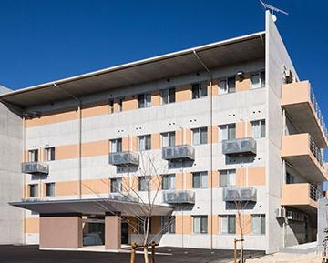 住宅型有料老人ホーム カインドハウス北浜(愛媛県今治市)イメージ