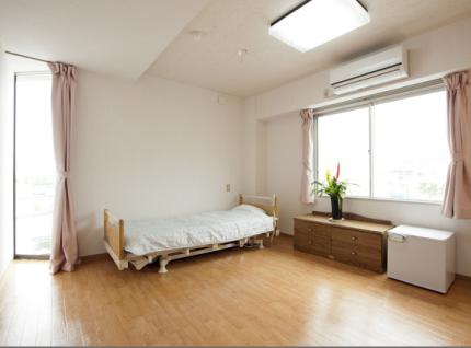 住宅型有料老人ホーム まんなか(愛媛県四国中央市)イメージ
