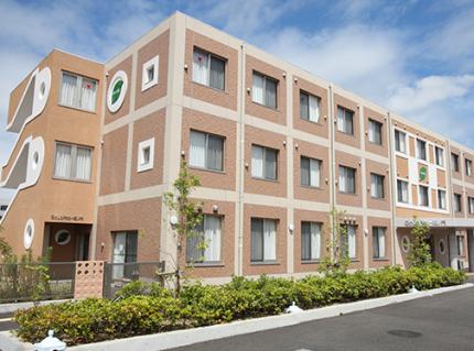 サービス付き高齢者向け住宅 クレア城ノ内(徳島県徳島市)イメージ