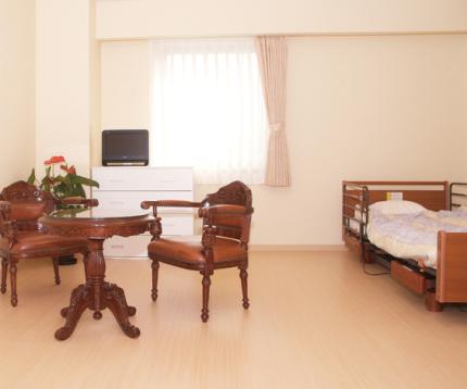 住宅型有料老人ホーム エクセレント両国ガーデンヒルズ(徳島県徳島市)イメージ