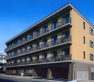 介護付有料老人ホーム  なかい和楽園(福岡県北九州市小倉北区)イメージ