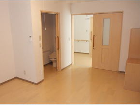 住宅型有料老人ホーム幸乃家(福岡県田川郡添田町)イメージ