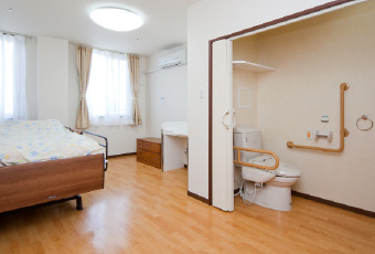 サービス付き高齢者向け住宅 ディア・レスト福山アネックス(広島県福山市)イメージ