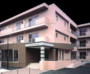 サービス付き高齢者向け住宅 サンアヴェニュー北郷(北海道札幌市白石区)イメージ