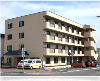 サービス付き高齢者向け住宅 「ハッピーハウス」清田(北海道札幌市清田区)イメージ