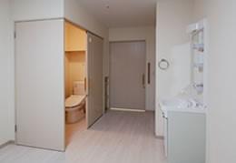 サービス付き高齢者向け住宅 地域密着型特定施設 平和の森美原(北海道函館市)イメージ