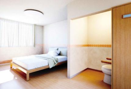 サービス付き高齢者向け住宅 花ぴりか(北海道石狩市)イメージ