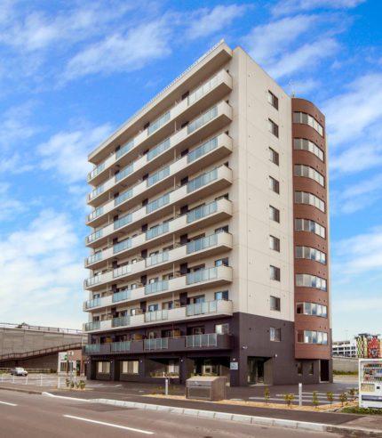 サービス付き高齢者向け住宅 ブラン JR小樽築港(北海道小樽市)イメージ