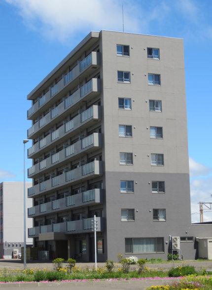 サービス付き高齢者向け住宅 センターヒルズ恵み野(北海道恵庭市)イメージ