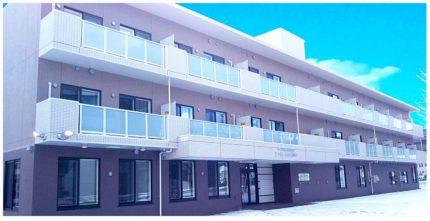 サービス付き高齢者向け住宅 シャロームめぐみの(北海道恵庭市)イメージ