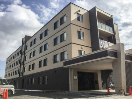サービス付き高齢者向け住宅 イリーゼ東札幌(北海道札幌市白石区)イメージ