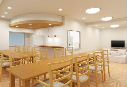 小田急のサービス付き高齢者向け住宅 レオーダ成城(東京都世田谷区)イメージ