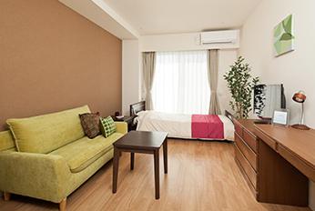 サービス付き高齢者向け住宅 メディカルケアセンチュリーハウス玉川上水(東京都東大和市)イメージ