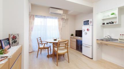サービス付き高齢者向け住宅 グレイプス大森西(東京都大田区)イメージ