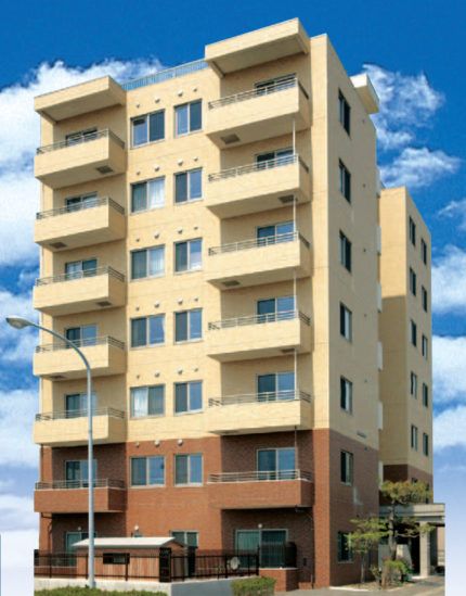 サービス付き高齢者向け住宅 ウェルシータワー伊達(北海道伊達市)イメージ