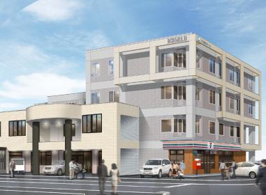 サービス付き高齢者向け住宅 ココロホーム北35条(北海道札幌市北区)イメージ