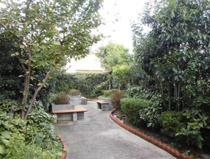 グランダ哲学堂公園イメージ