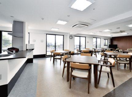 サービス付き高齢者向け住宅 センチュリーテラス新柏(千葉県柏市)イメージ