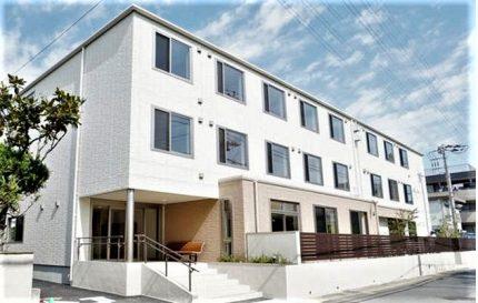 サービス付き高齢者向け住宅 グランドマストやさしえ市川行徳(千葉県市川市)イメージ