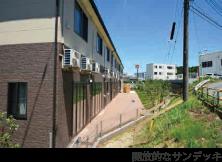 サービス付き高齢者向け住宅 ういず・ユー ホープリビング成田(千葉県成田市)イメージ