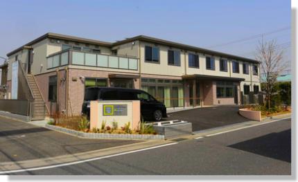 サービス付き高齢者向け住宅 ハイムガーデン南流山(千葉県流山市)イメージ