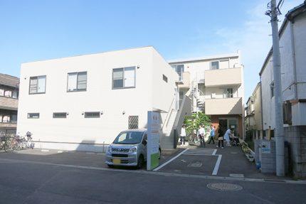 サービス付き高齢者向け住宅 シーサーハウス(千葉県市川市)イメージ